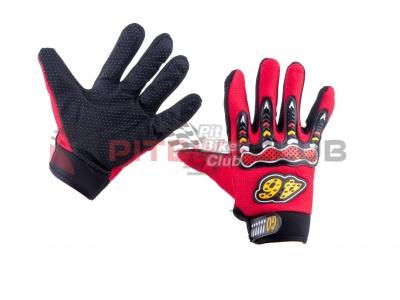 Перчатки GO (size:XL, красные) 46 фото 1