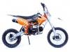 ПИТБАЙК BSE  MX 125 14/17 оранжевый превью 1