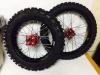 Комплект колес КРОСС 14-17 CNC в сборе с резиной превью 1