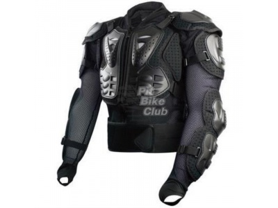 Куртка защитная (черепаха) черная AM02 (L) Scoyco  фото 1