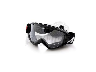 Очки для мотокросса ATAKI HB-319 черные матовые фото 1
