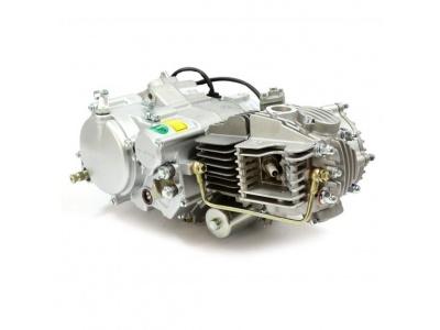 Двигатель YX 150см3 в сборе, электростартер 1P60FMJ (WD150) фото 9