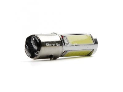 Лампа H6 BA20D 24 LED SMD Moped ATV Headlight (2 уса)  фото 1