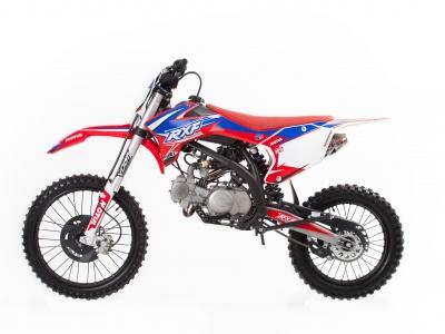 Мотоцикл Кроссовый Apollo RXF Freeride 125, 19/16, 2018 фото 1