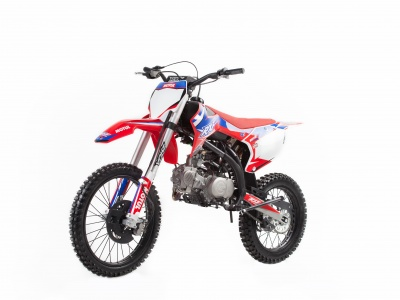 Мотоцикл Кроссовый Apollo RXF Freeride 125, 19/16, 2018 фото 3