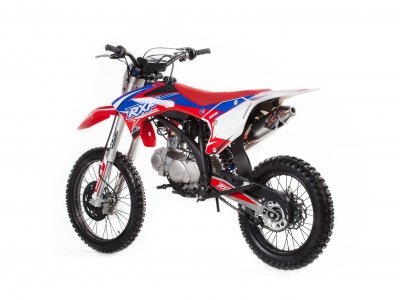 Мотоцикл Кроссовый Apollo RXF Freeride 125, 19/16, 2018 фото 15