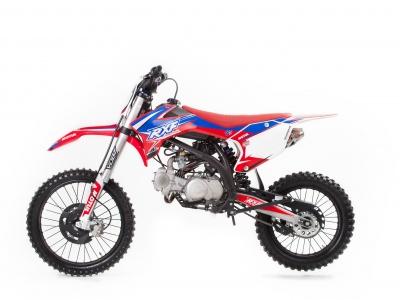 Мотоцикл Кроссовый Apollo RXF Freeride 125, 19/16, 2018 фото 17