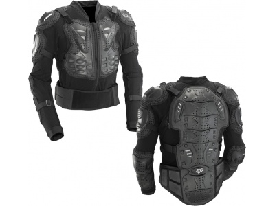 Защита панцирь подростковый Fox Titan Sport Youth Jacket Black (10059-001-OS) фото 1