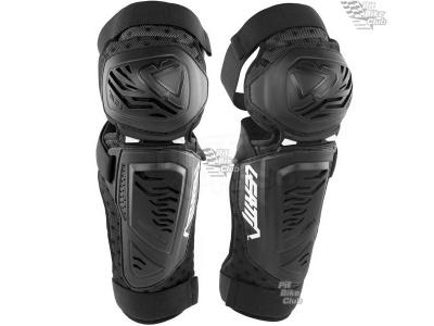 Наколенники Leatt 3.0 Knee & Shin Guard EXT Black S/M (5016000400) фото 1