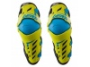 Наколенники Leatt Dual Axis Knee & Shin Guard Lime/Blue L/XL (5017010191) превью 1