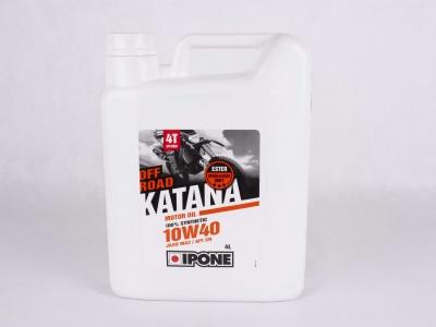 Мотор/масло IPONE KATANA OFF ROAD 10W40 ( 4л ) фото 1