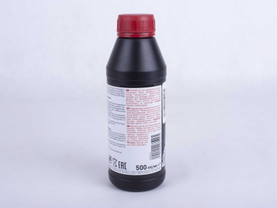 Масло для вилок и амортизаторов 10W (синтетическое) Liqui Moly 1 л фото 3