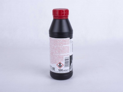 Масло для вилок и амортизаторов 5W (синтетическое) Liqui Moly 0,5 л  фото 3
