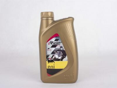 Масло 4Т ENI (agip) iRide moto2 5W-40 синтетика 1L фото 1