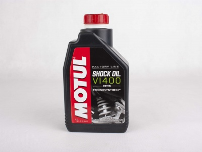 Масло для амортизаторов Motul Shock Oil 1л фото 1