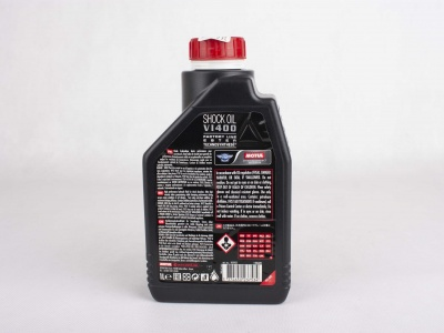Масло для амортизаторов Motul Shock Oil 1л фото 3