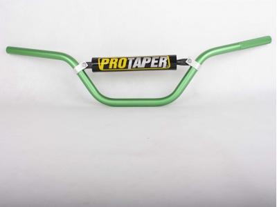 Руль PROTAPER (REPLICA) алюминиевый высокий зеленый фото 1