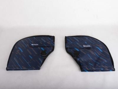 Рукавицы(муфта) на руль STARKS Warm30 Синие фото 7