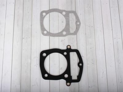 Прокладки ЦПГ (компл. 2шт.) двиг. ZS CB250D-G (воздушный)  фото 1