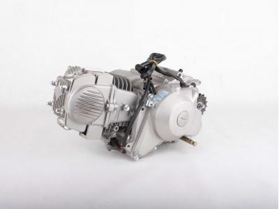 Двигатель YX 140см3 в сборе, электростартер 1P56FMJ  (X150) фото 1