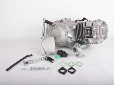 Двигатель YX 140см3 в сборе, электростартер 1P56FMJ  (X150) фото 9