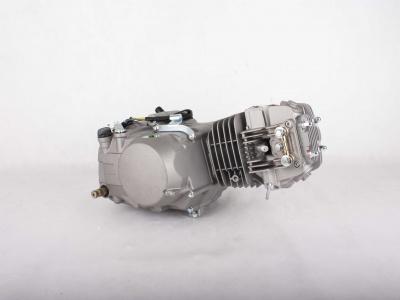 Двигатель YX 125см3 в сборе, кикстартер, запуск на любой передаче фото 1