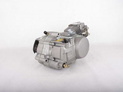 Двигатель YX 125см3 в сборе, кикстартер, запуск на любой передаче фото 3