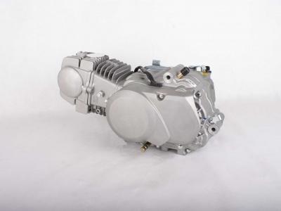 Двигатель YX 125см3 в сборе, кикстартер, запуск на любой передаче фото 5