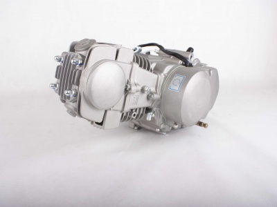 Двигатель YX 125см3 в сборе, кикстартер, запуск на любой передаче фото 7