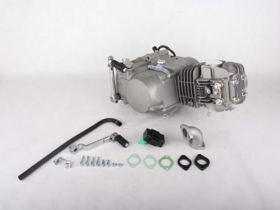 Двигатель YX 125см3 в сборе, кикстартер, запуск на любой передаче фото 9