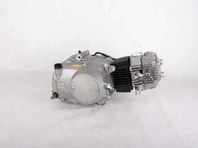 Двигатель YX 125см3 в сборе Первичное сцепление фото 1
