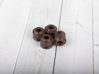 Маслосъемные колпачки 4V 4шт комлпект фото 1