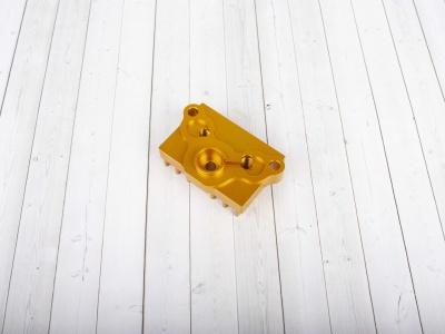 Плата масляная CNC 125/140 Золотая фото 3