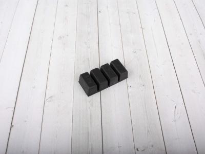 Демпфера (резинки) для цилиндра 110/125/140/150 тип 2 фото 1