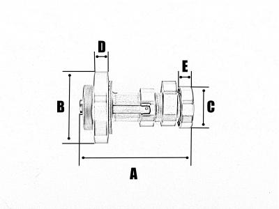 Распредвал спортивный KAYO двиг. YX140 см3 CN фото 13