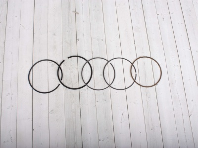 Кольца поршневые 60мм фото 1