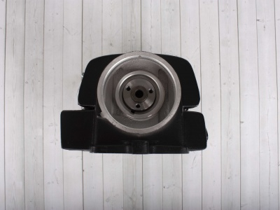 Головка цилиндра 4Т 153FMI D52,4 (d=23/27) в сборе (к-т с распредвалом) black; TTR125new фото 5