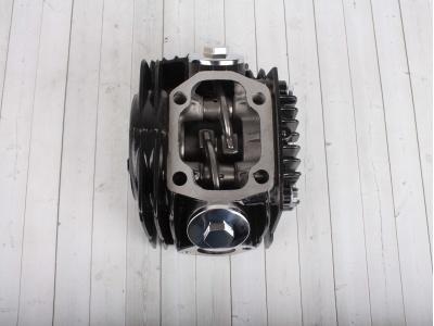 Головка цилиндра в сборе с распредвалом двиг. YX125 см3 153FMI/154FMI (чугун. цил.) фото 3