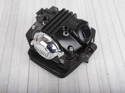 Головка цилиндра двиг. CB250 d-65,5mm в сборе с клапанами и распредвалом фото 1