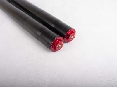 Амортизаторы передние (перья вилки) регулируемые SYD (черн.) KAYO KLX,CRF фото 3