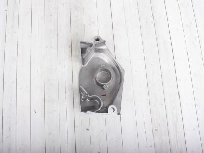 Крышка левого картера двигателя задняя 153FMI/154FMI 125 см3 (эл.стартер) фото 3