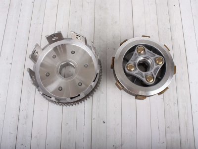 Корзина  сцепления для моторов 250cc ver1 фото 1