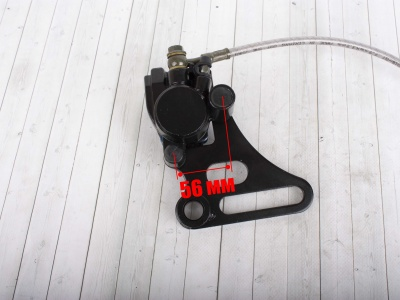 Тормозная система задняя KAYO CRF801-7L,801-7H фото 3