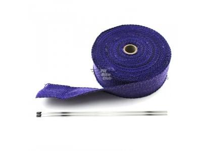 Термолента фиолетовая (длина 5м, ширина 5см, толщина 2мм) фото 5