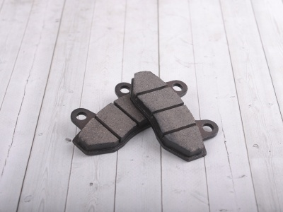 Колодки тормозные передние Kayo T2/T4/T6 фото 1