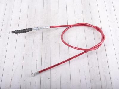 Трос сцепления красный 150/160сс 945мм+75мм фото 1