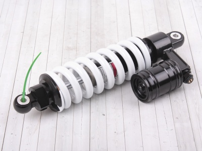 Амортизатор задний газомасляный с выносным резервуаром 320mm, (d-10, m-10)  фото 1