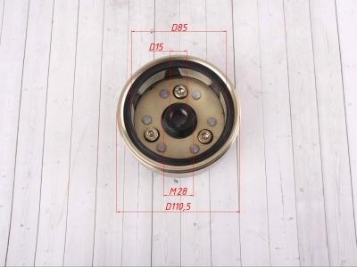Ротор генератора 153FMI Racer фото 7