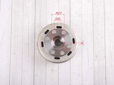 Ротор генератора двиг. YX 140 150 160 фото 5