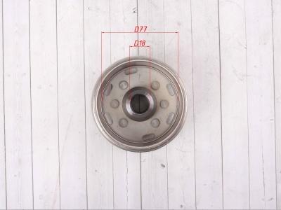 Ротор генератора двиг. YX 140 150 160 фото 7